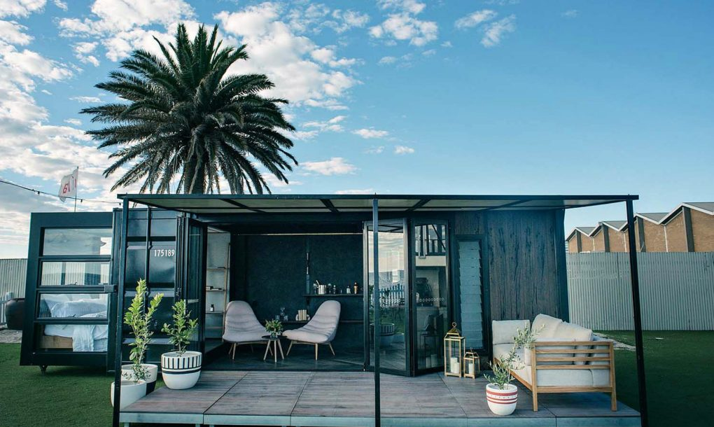 Is This The World S Most Luxe Shipping Container Hotel