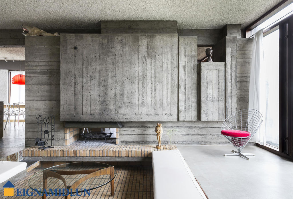 Brutalist Beauty With Indoor Pool Hits Market In Iceland