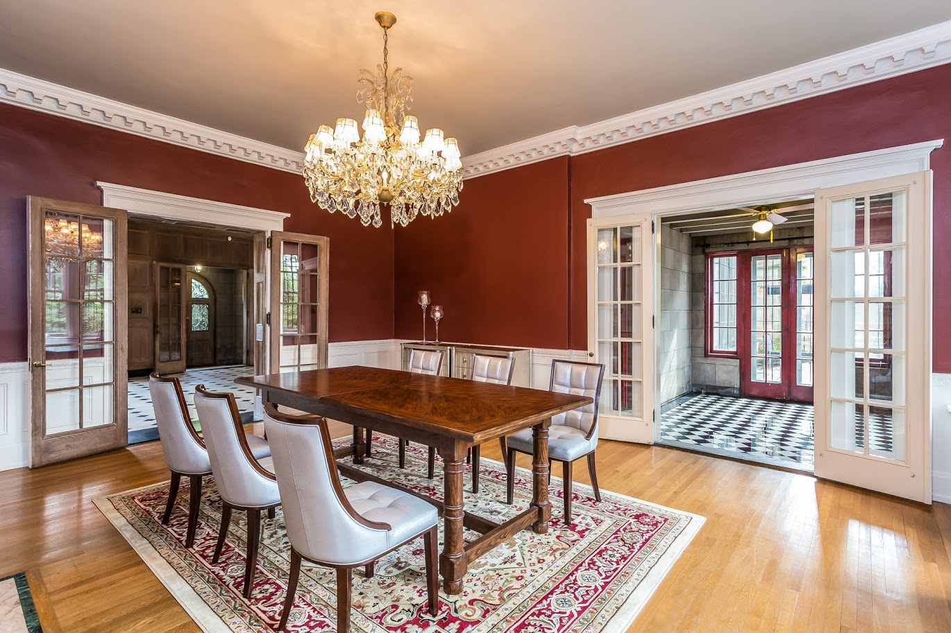 Historic Briggs Mansion In Boston Edison Lists For Just