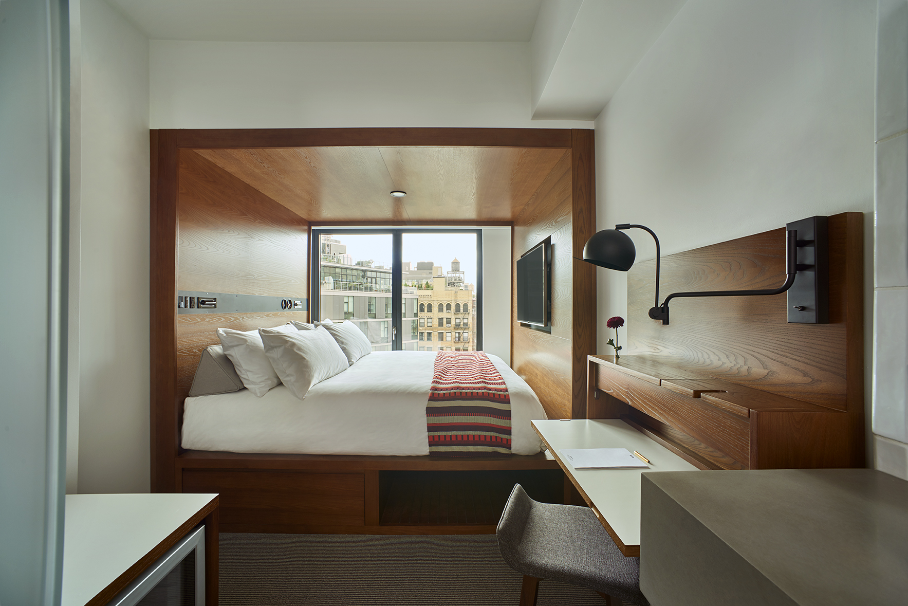 Hotel Furniture New York Hotels The Next Wave Of Micro Hotels Curbed Ny