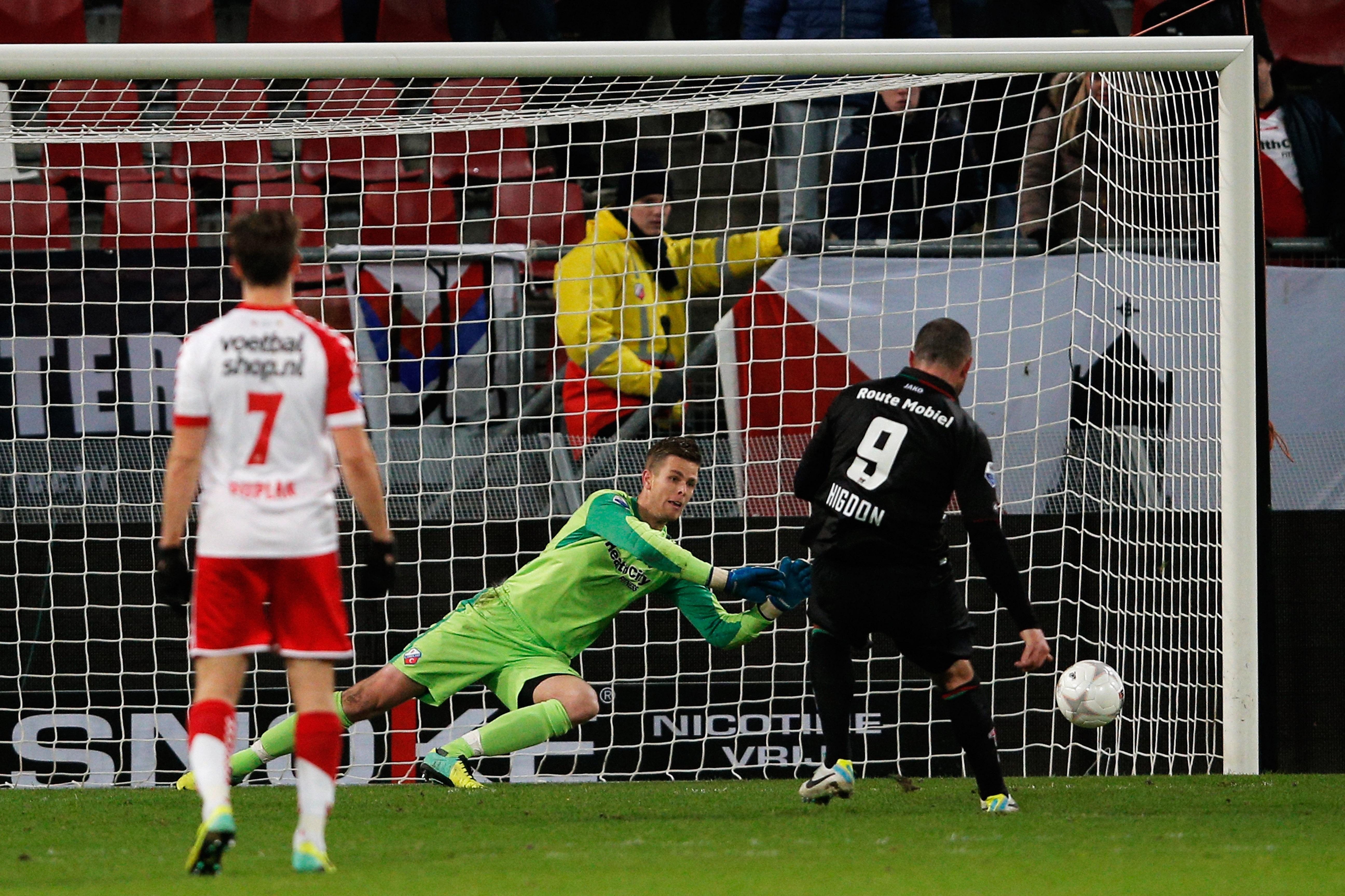 FC Utrecht v NEC Nijmegen- Dutch Eredivisie