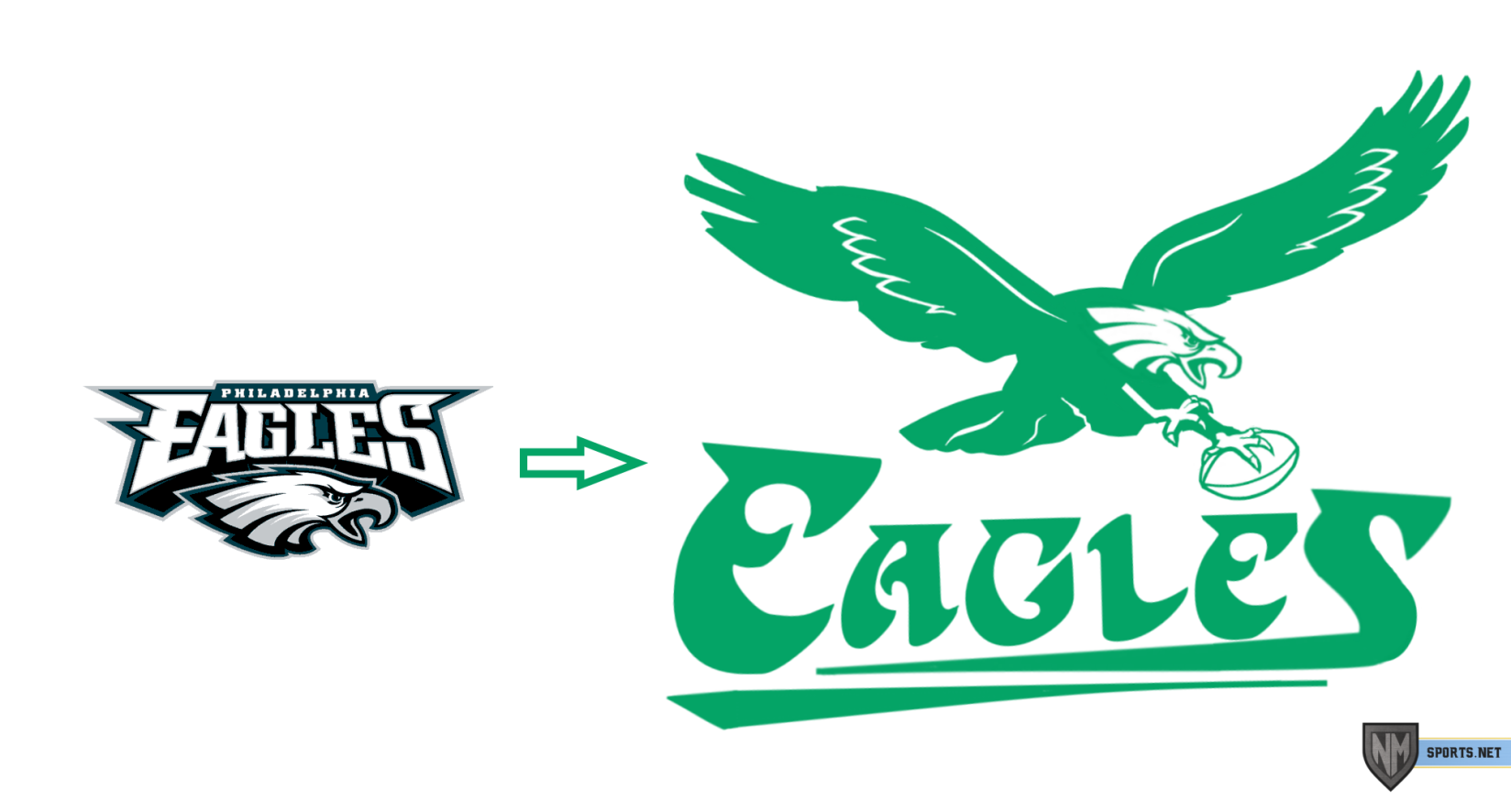 here u2019s what modern eagles kelly green uniforms could look philadelphia eagles logo vector eps philadelphia eagles logo vector download