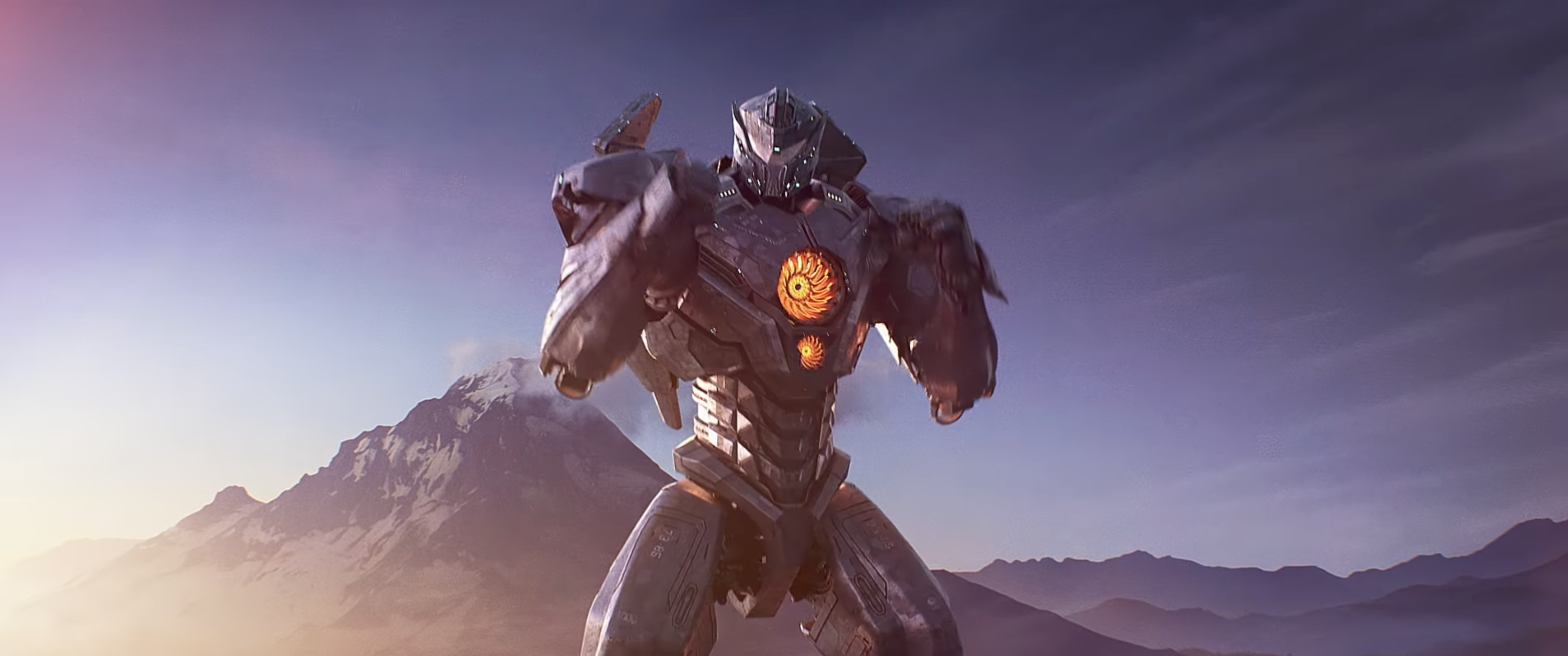 Pacific Rim Uprising's teaser features John Boyega and a ... Pacific Rim Blueprints