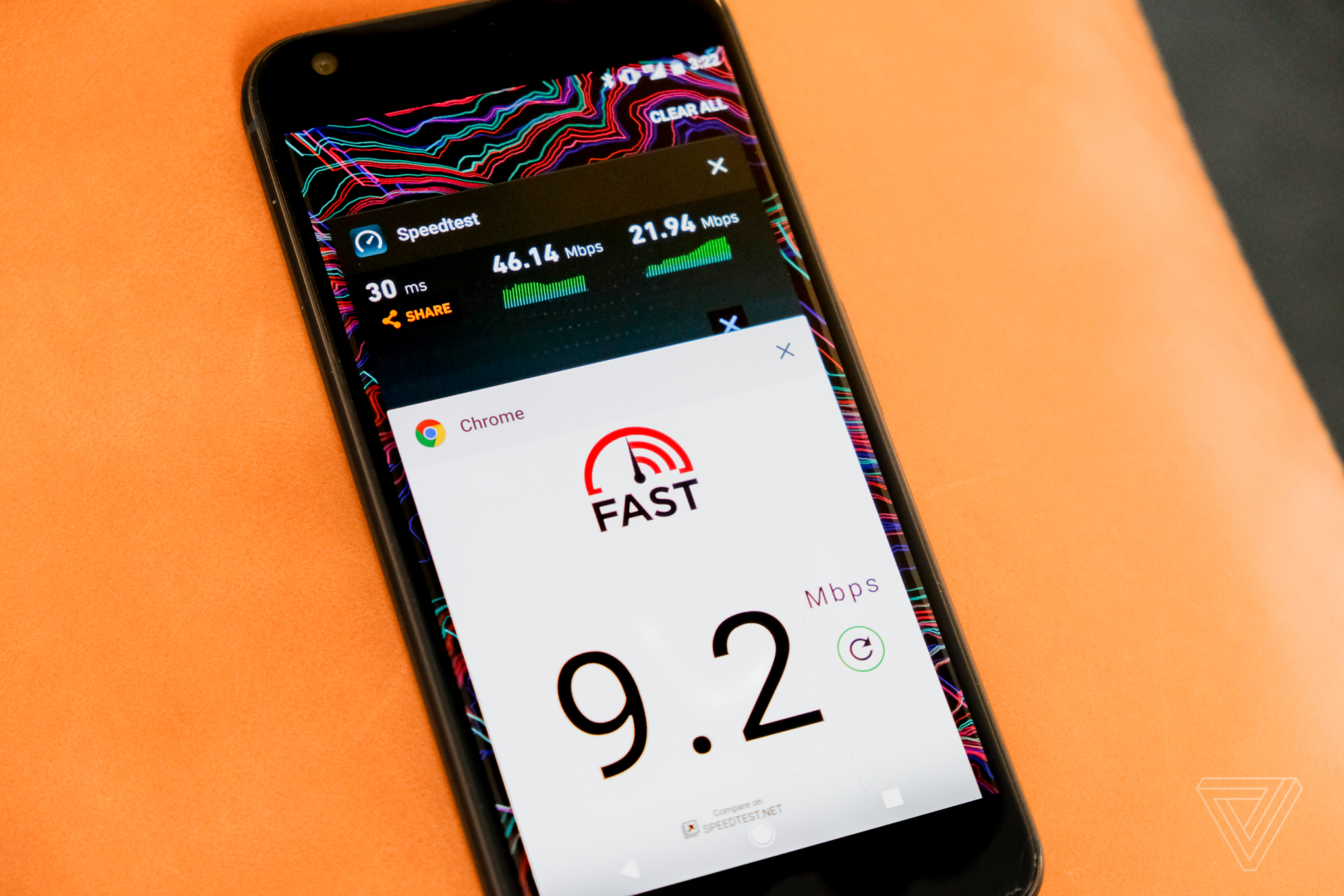 Is Verizon capping Netflix and YouTube at a data speed of 10Mbps?