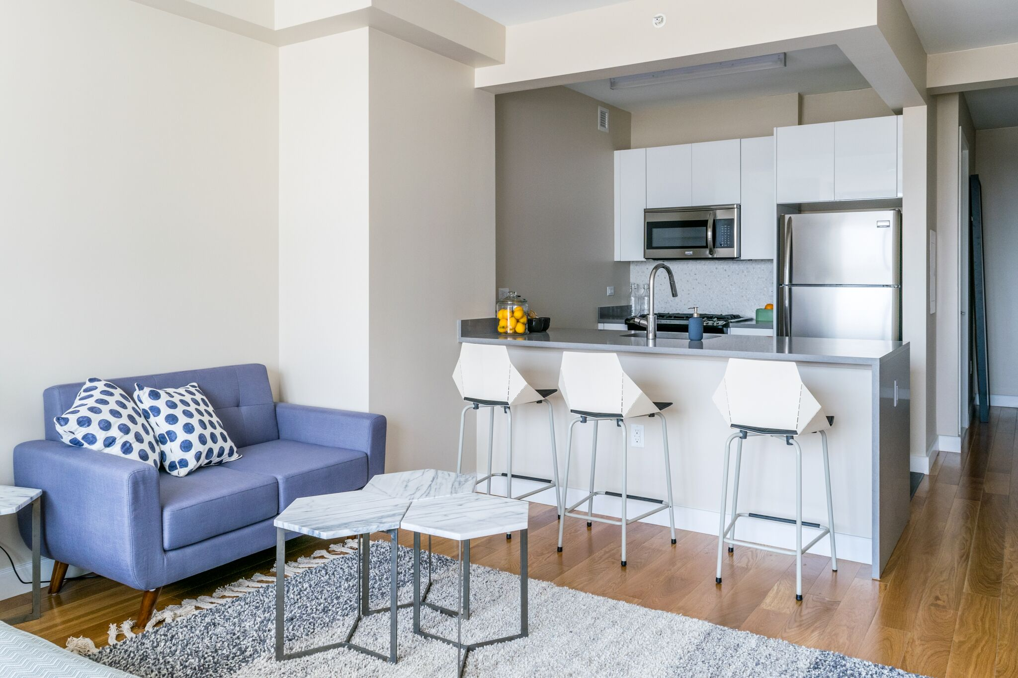 Average apartments interior - The Handel Architects Designed Rental Comes With A Co Working Space An Elevated Park Equipped With Barbecue Grills And Dining Areas A Lounge With A