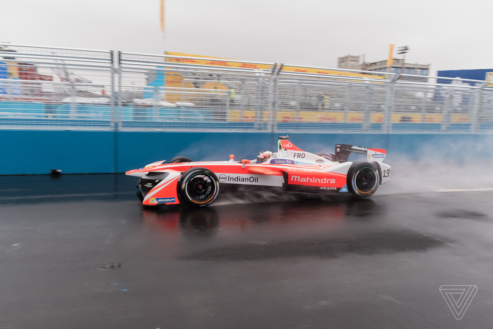 A Trackside Look At Formula E S Historic Weekend In New York City