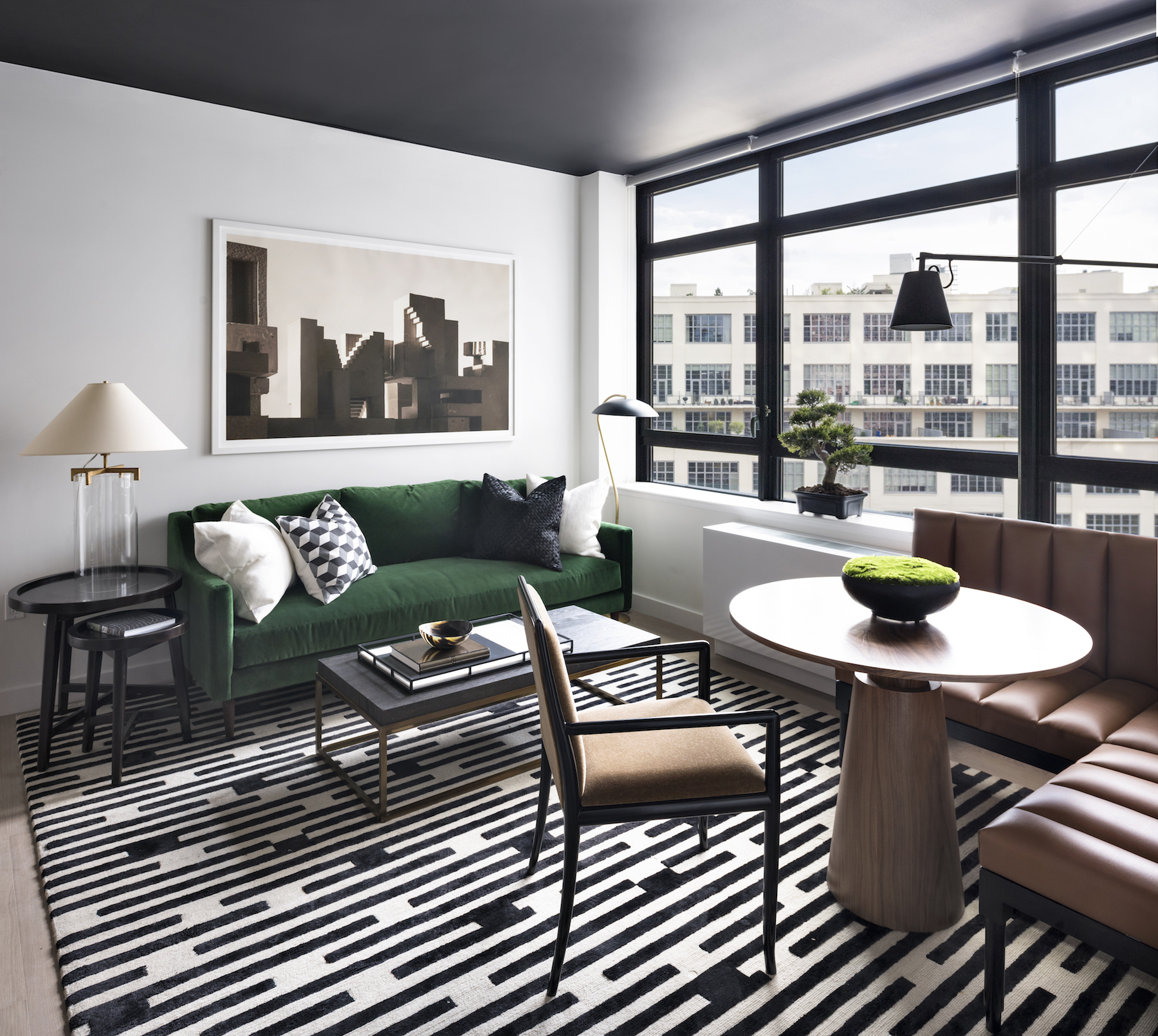 Long Island Citys FXFOWLE Designed Rental The Forge Launches Leasing From 2485 Curbed