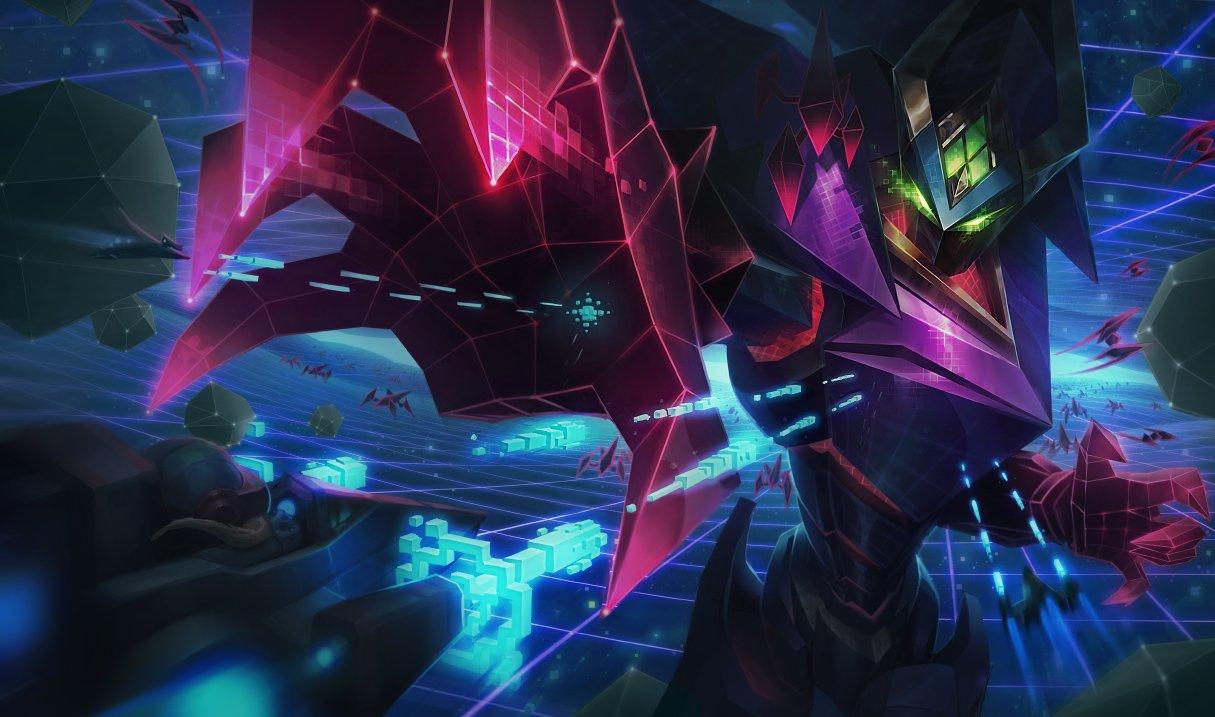 New Arcade skins: Battle Boss Brand, Malzahar and Ziggs ...