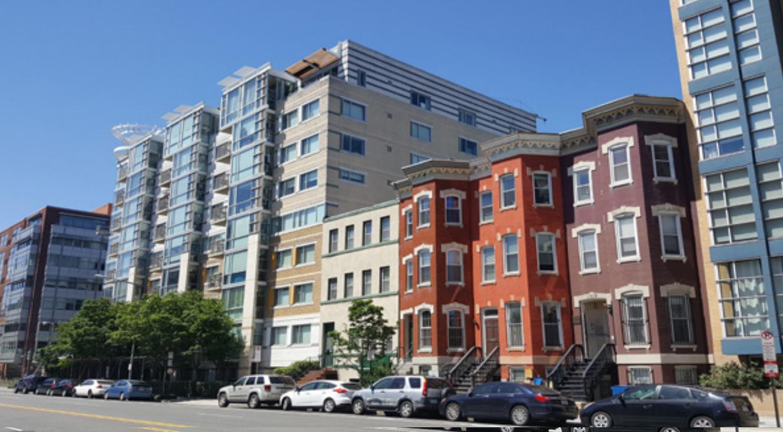 Four Unit Apartment Building For Sale In Dc