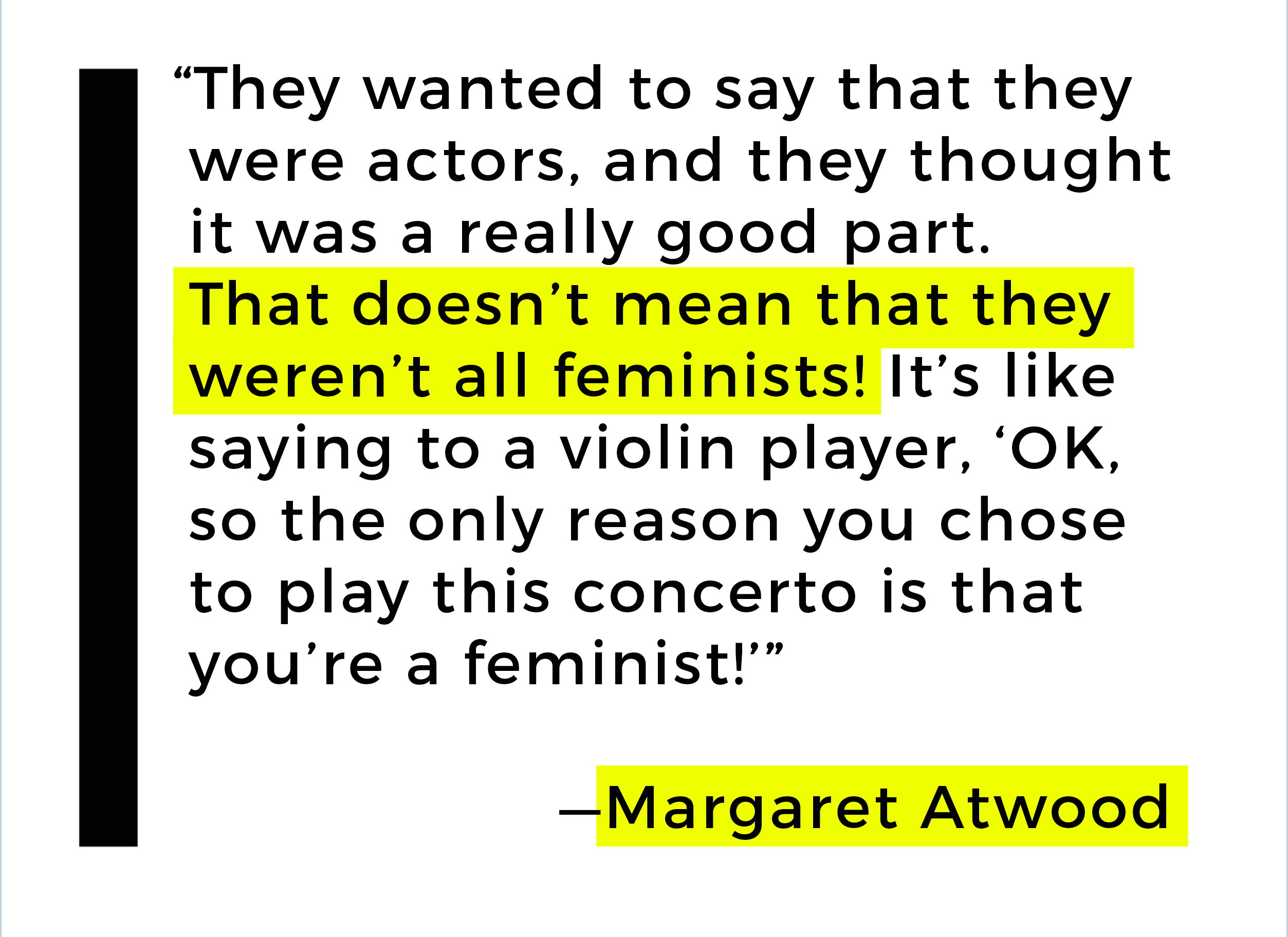 """the thoughts of offred in the passage in the handmaids tale a novel by margaret atwood """"the most poetically satisfying and intense of all atwood's novels""""  """"in the  handmaid's tale, margaret atwood has written the most chilling cautionary novel   ran around the room, for the spectators, and i thought i could smell, faintly like  an."""