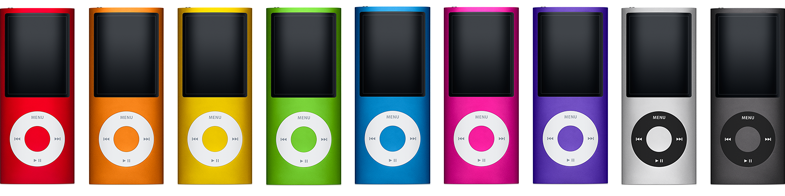 the ipod nano had a weird amazing history the verge. Black Bedroom Furniture Sets. Home Design Ideas