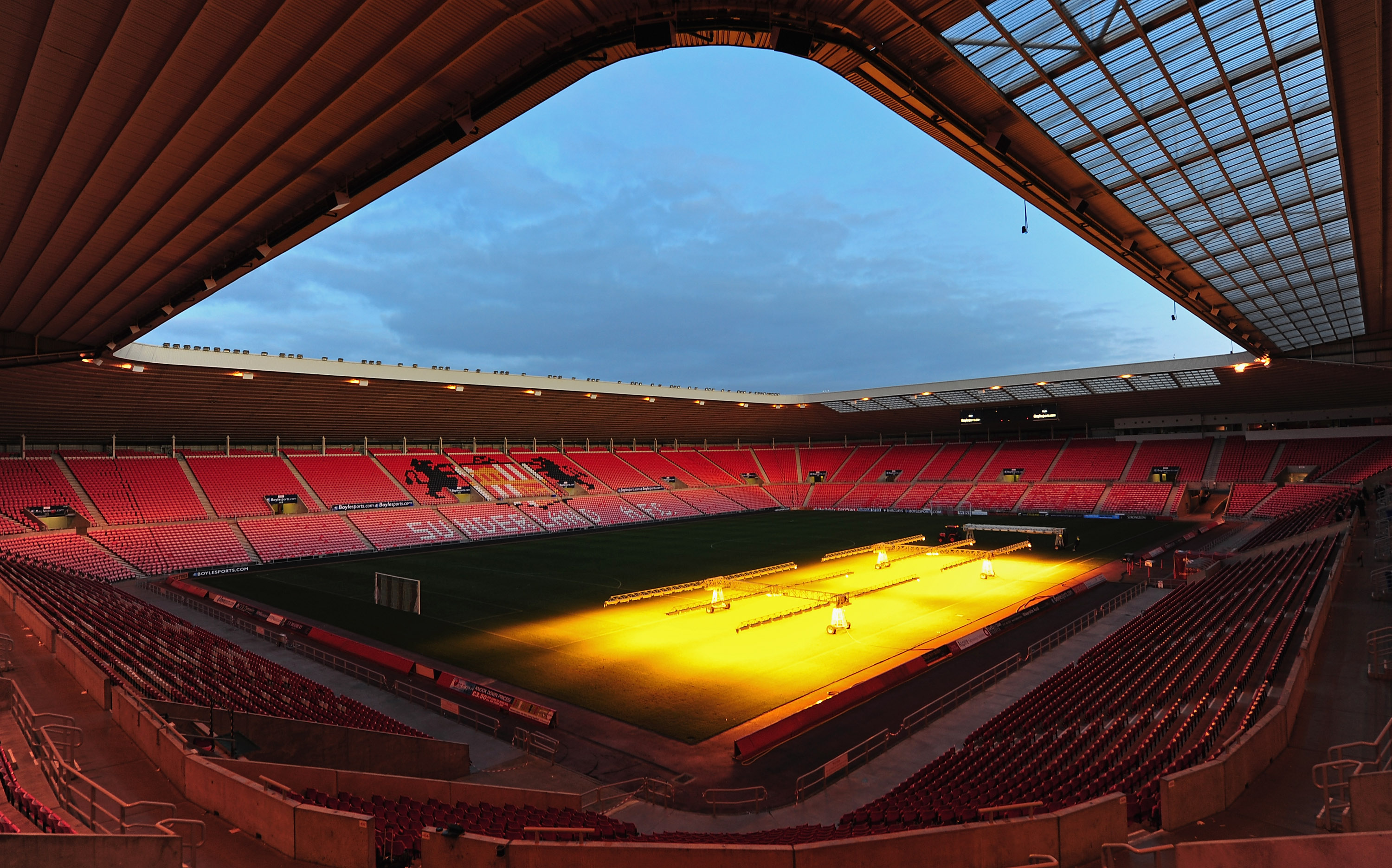 Man sustains head injury during 'incident' before Sunderland v Celtic game