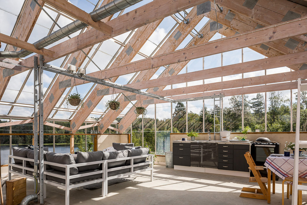 Extraordinary Swedish Greenhouse Home Yours For 860k Curbed