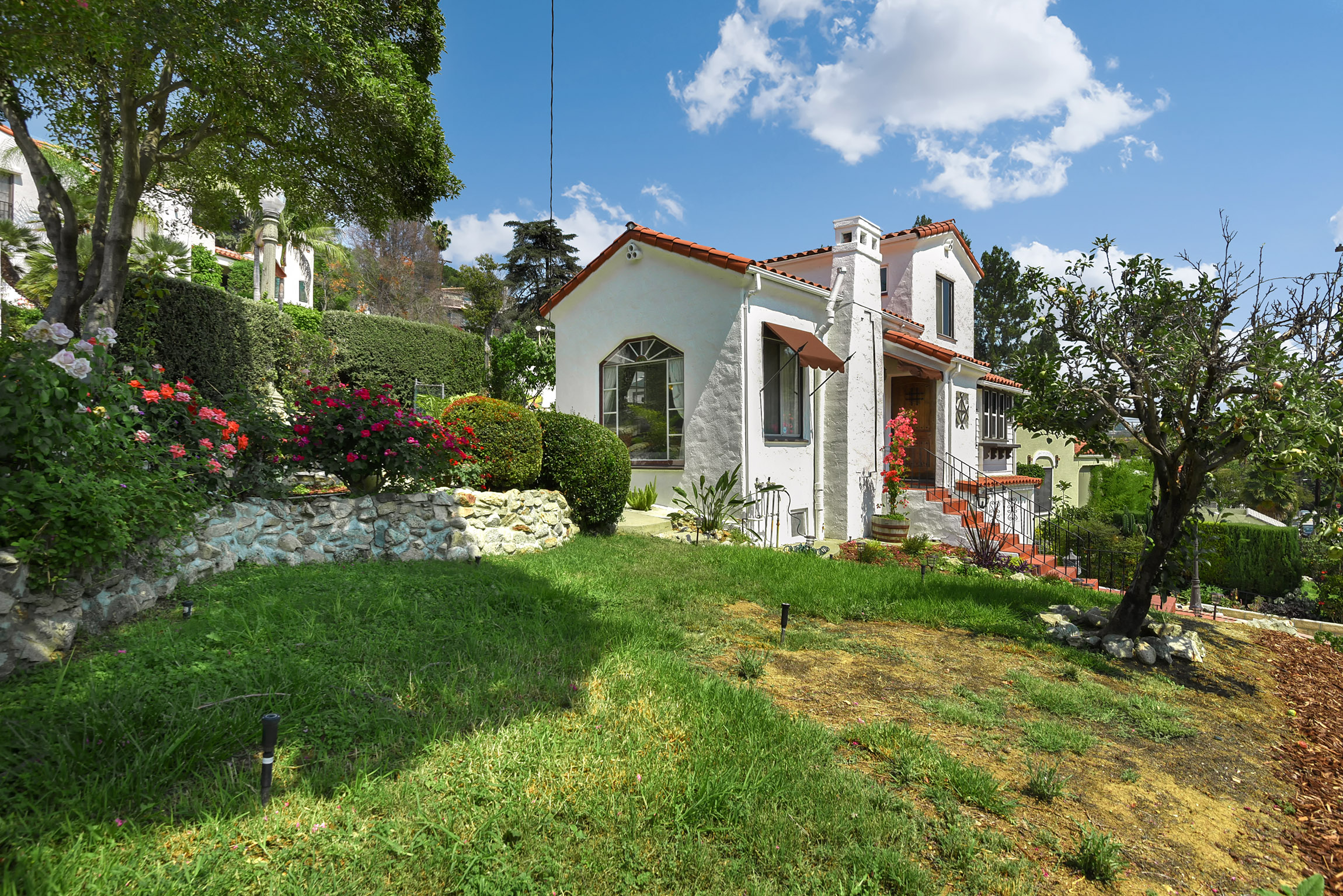 Fetching 1920s spanish style house in adams hill asking for Spanish style homes for sale near me