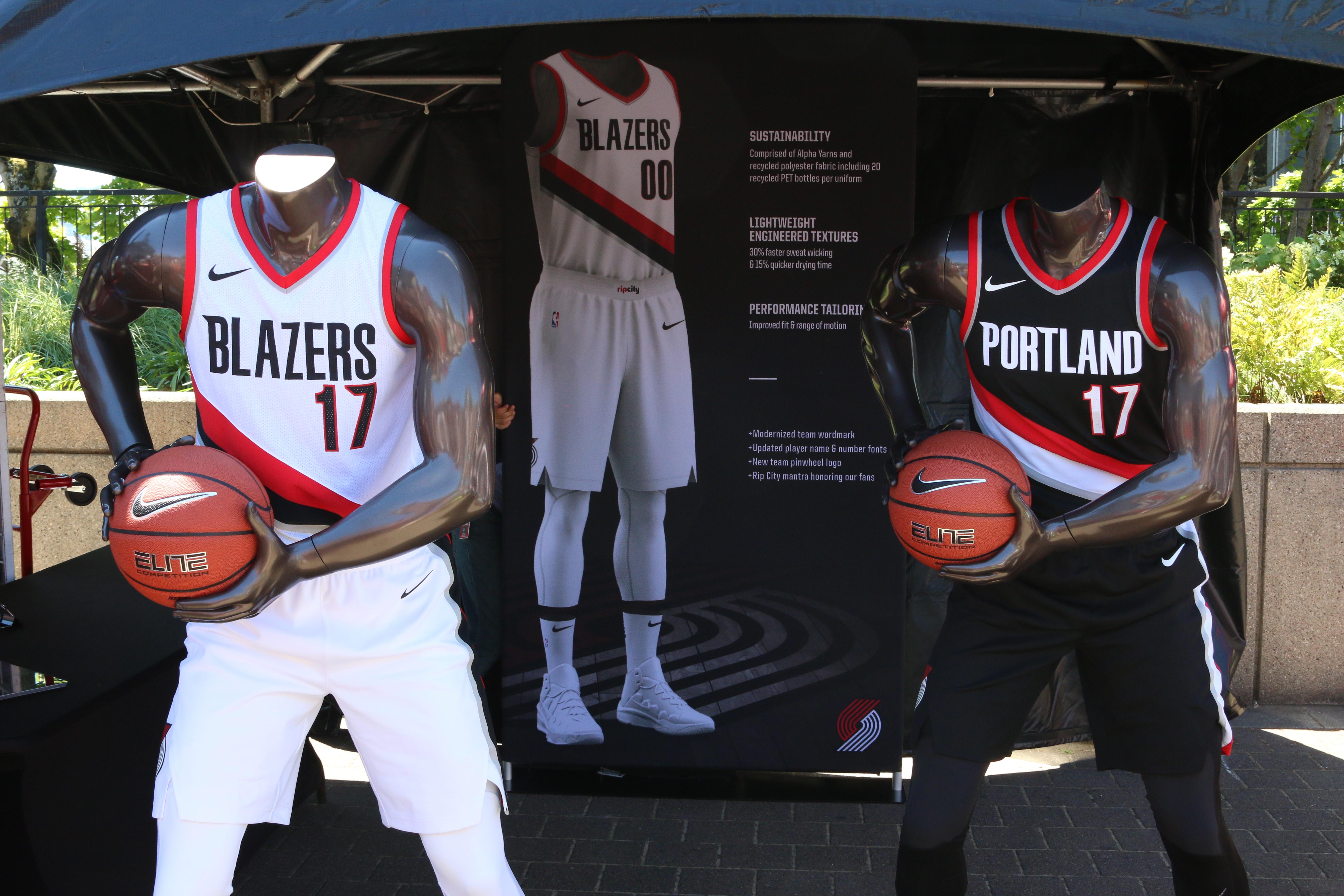 Portland Trail Blazers Unveil New Uniform Editions (Photos) - Blazeru0026#39;s Edge