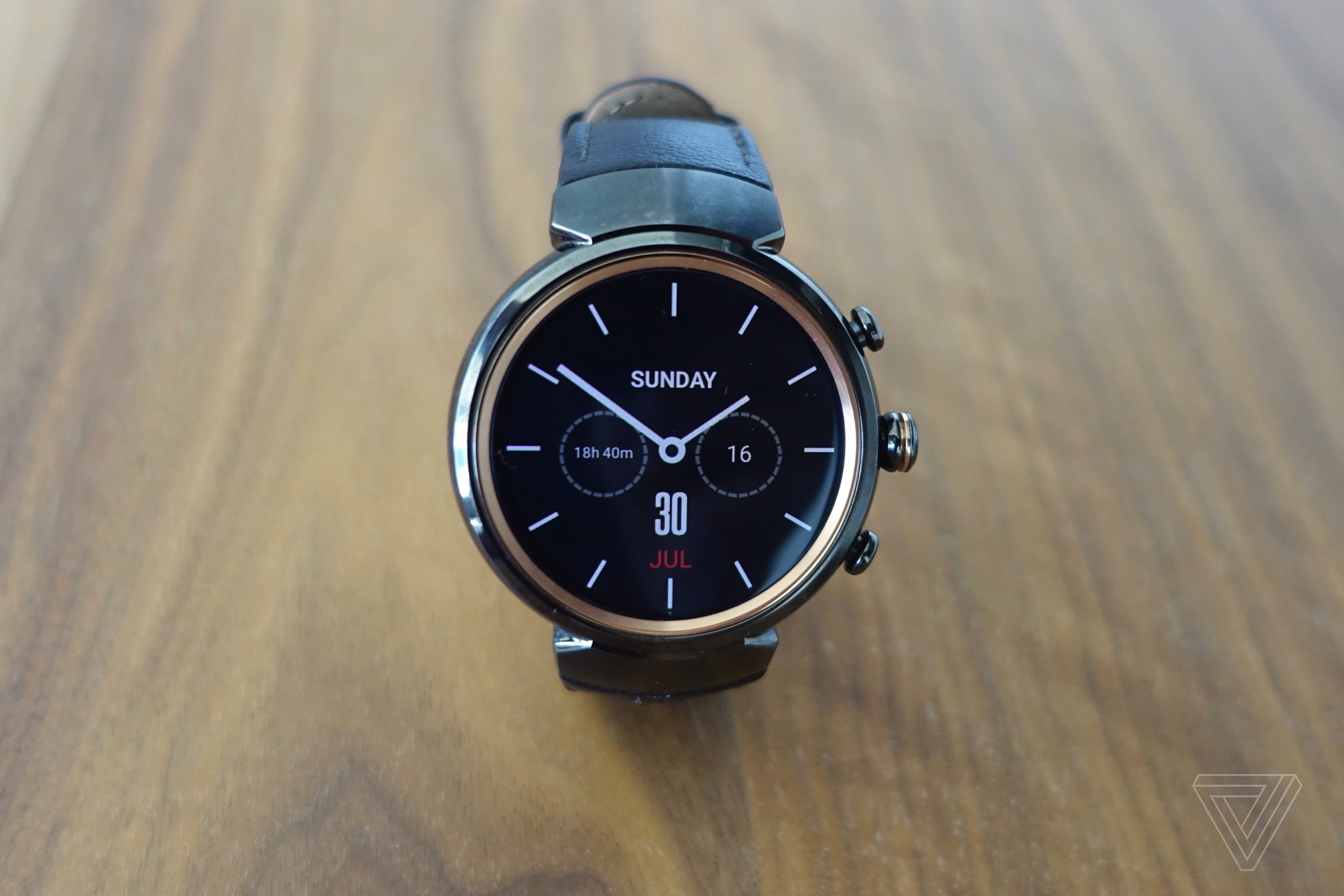 asus zenwatch 3 review basic is as basic does finder tips. Black Bedroom Furniture Sets. Home Design Ideas