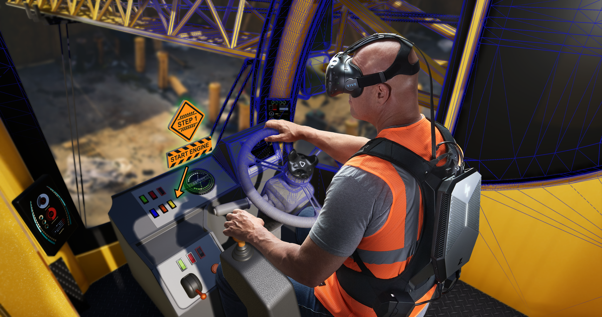 HP Debuts Virtual Reality Solutions and Services for Businesses