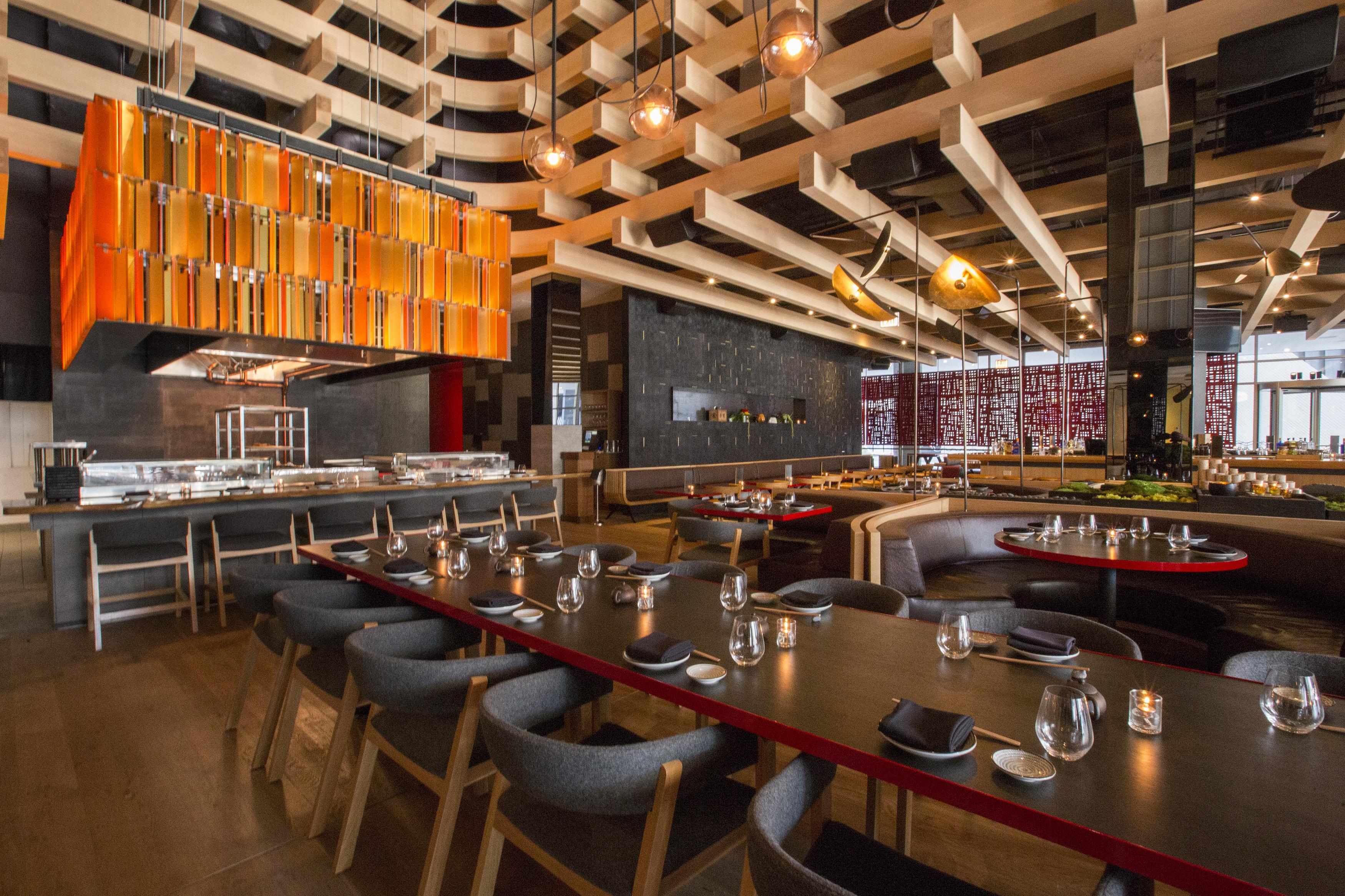 Inside katana chicago where japanese authenticity meets a for Design inside chicago