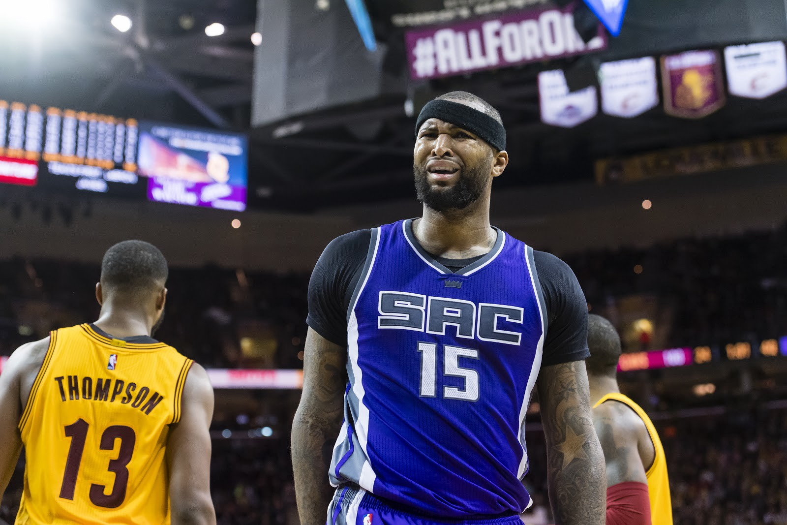 The Ripple Effect of the DeMarcus Cousins Trade The Ringer