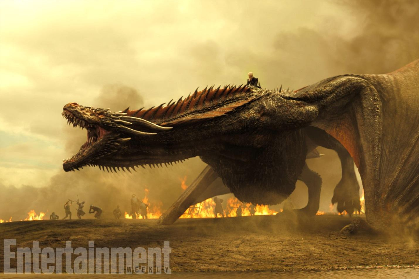 There's Plenty Of Precedent For Dragonrelated Destruction In The  Targaryens' Greatest Hits, Most Notably The Socalled