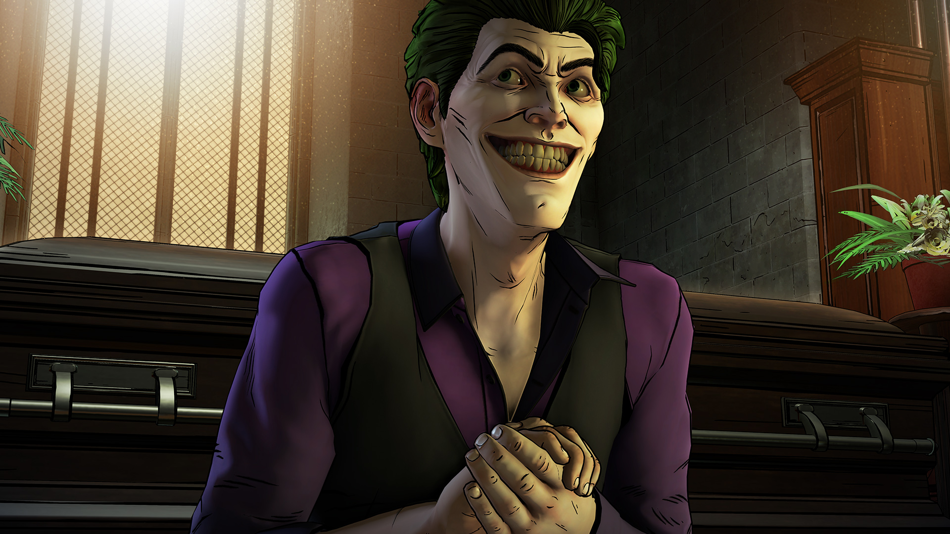 Telltale's Batman Returns with Episode 1 Launch Trailer