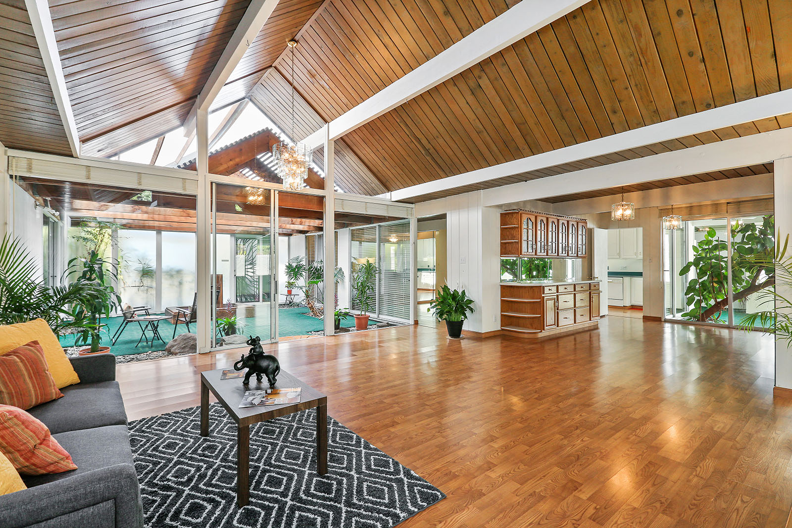 Rare double a frame oakland eichler asks million for Eichler homes for sale bay area