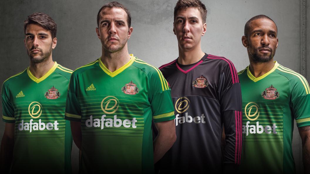 Sunderland Offer A Sneak Peak Of The 2017 18 Away Kit Do