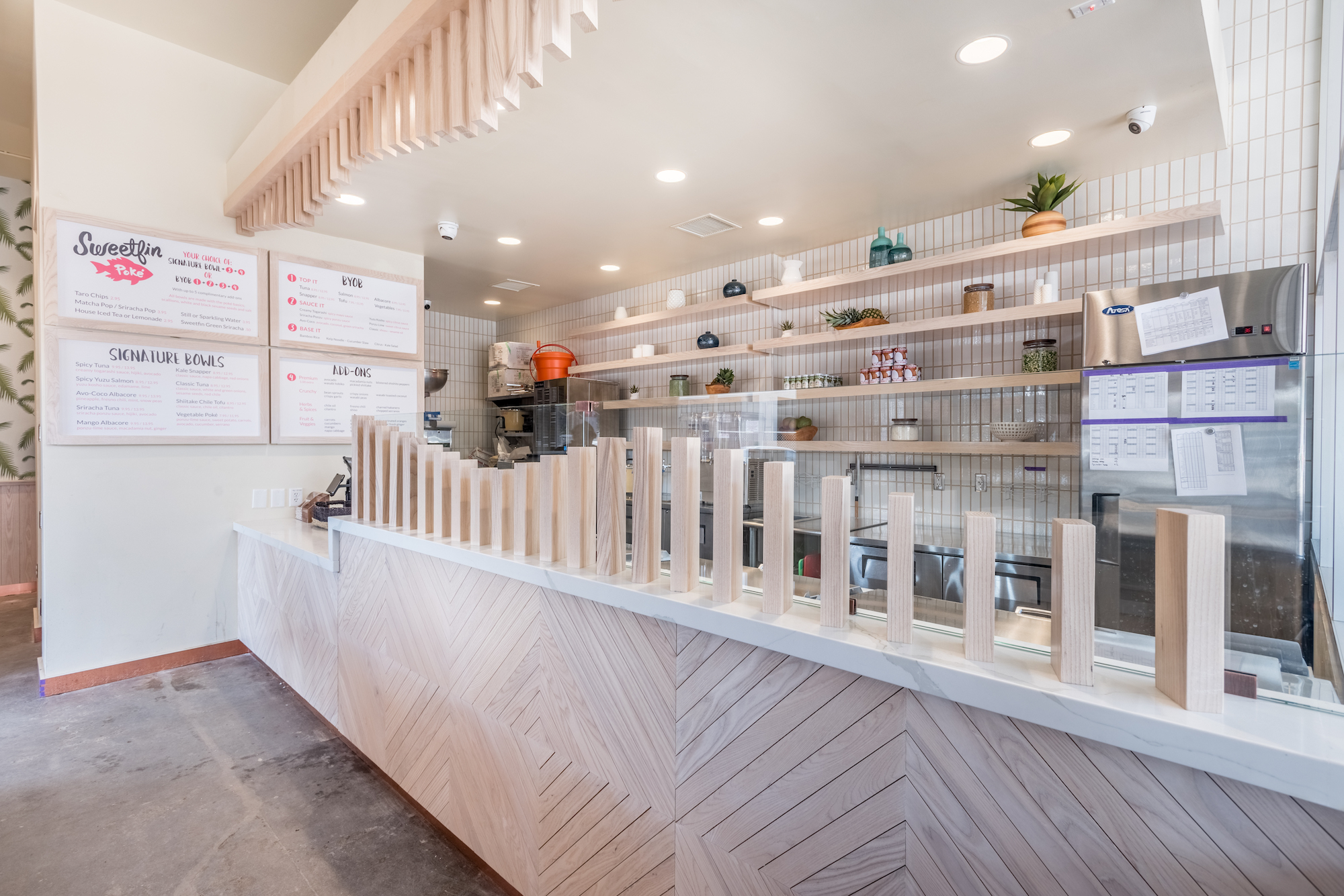 sweetfin rides a poke wave into sunny silver lake today - eater la
