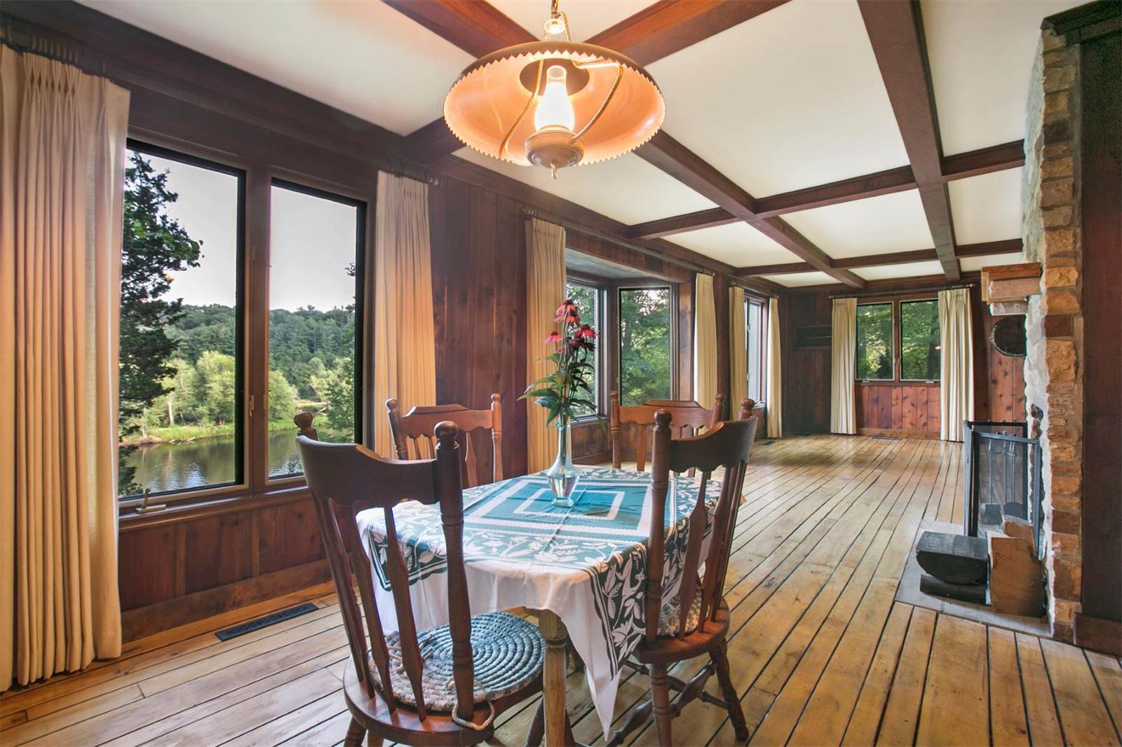 150 Square Feet Room Charming Storybook Cottage By The River Wants 795k Curbed