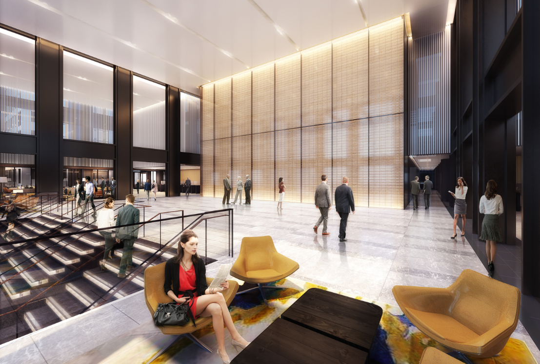 Work To Begin On Willis Tower S New Three Story Retail And
