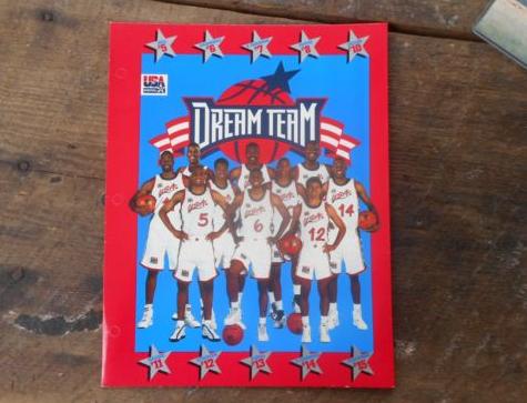 Celebrate 1992 Dream Team's 25th Anniversary With Larry Bird, Magic Johnson Highlights