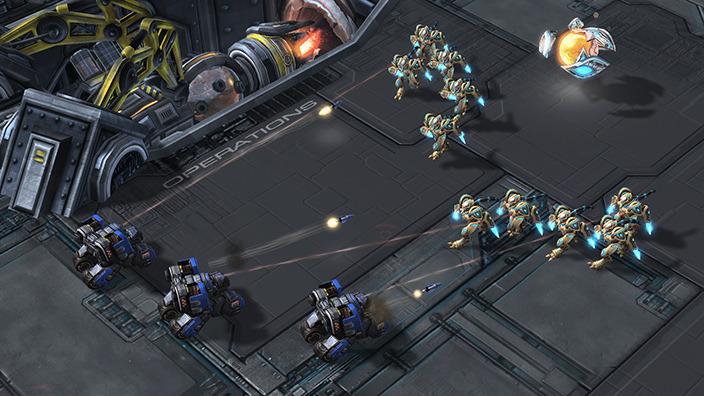 With AI research in mind, Blizzard and DeepMind release StarCraft II API