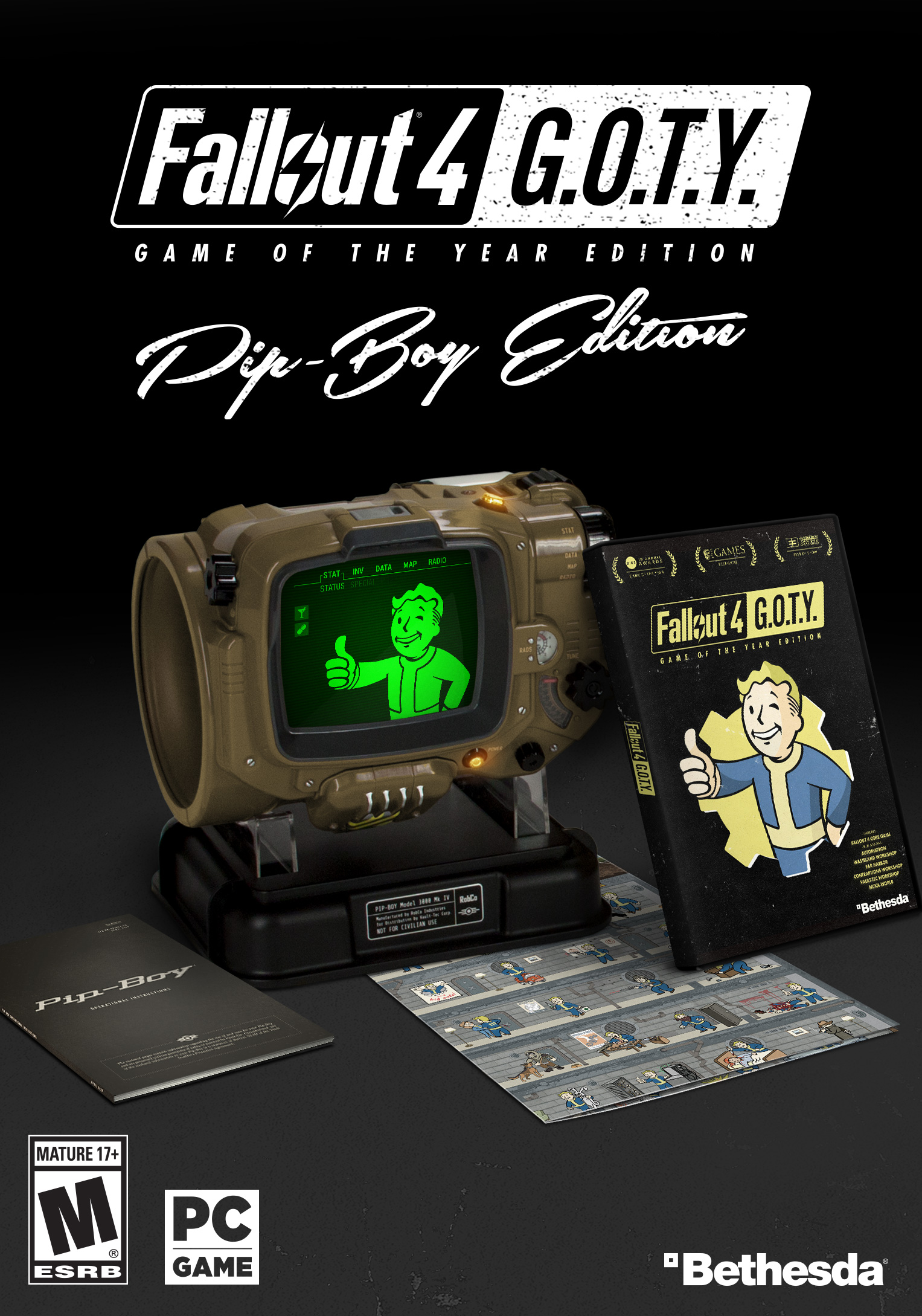 Fallout 4 Day One Edition Unterschied