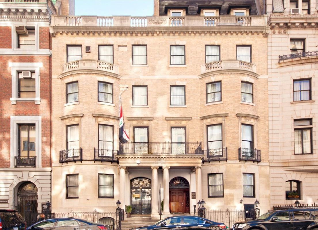 manhattan s 10 largest homes for sale curbed ny