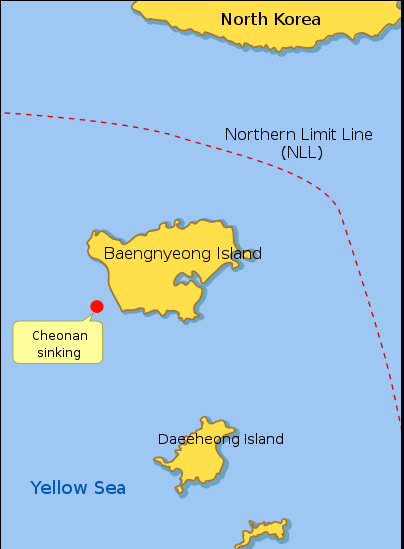 Maps That Explain North Korea Vox - North korea map