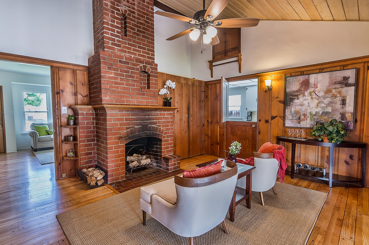 1940s burbank house with unique attic nook seeks 679k curbed la