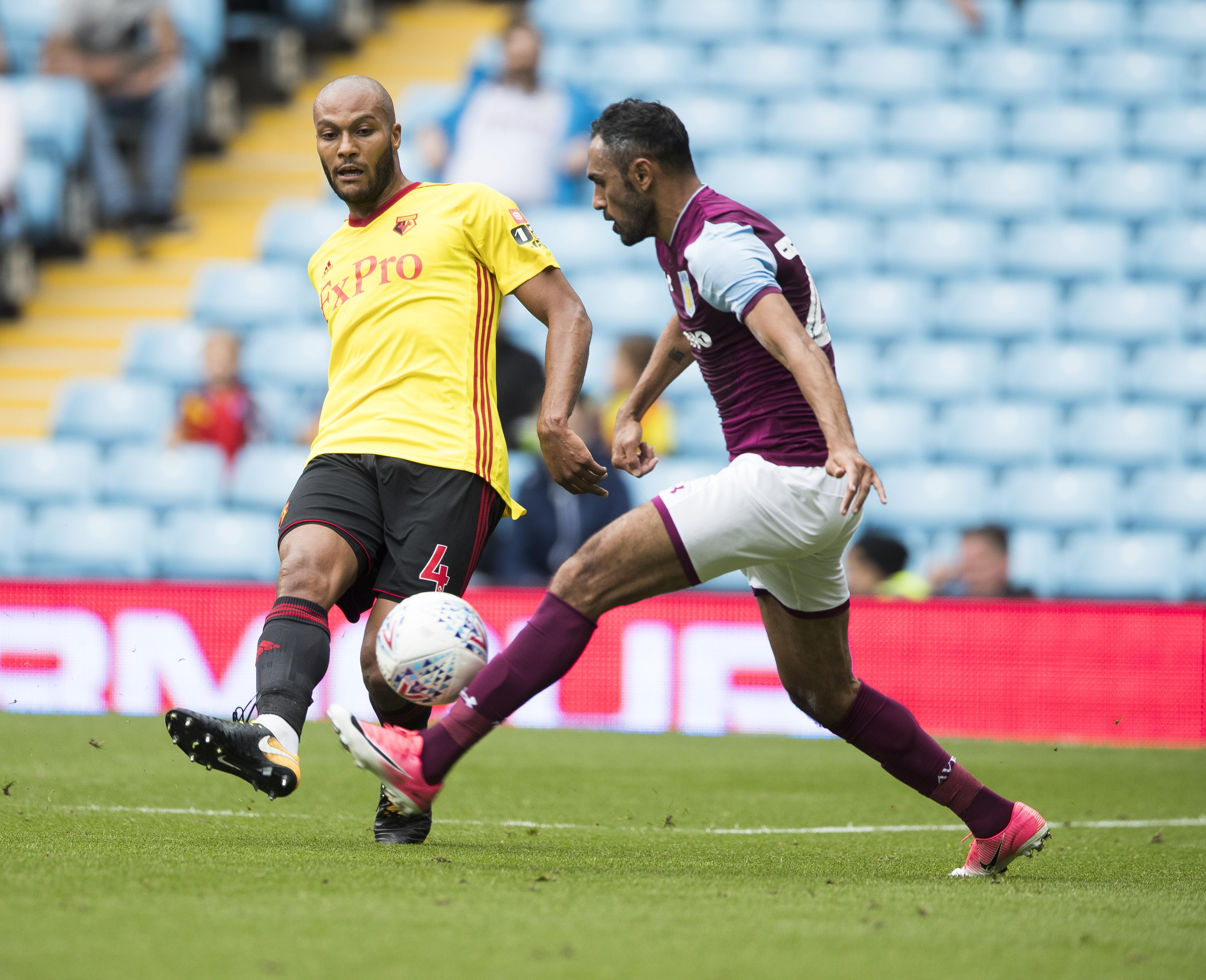 Watford Aston Villa Preseason Friendly