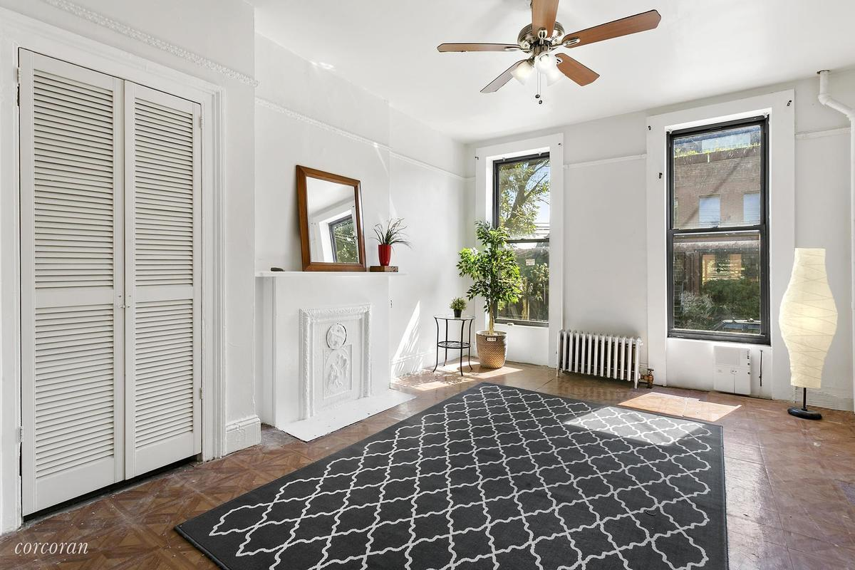 150 year old red hook townhouse in need of tlc wants 2 5m curbed ny