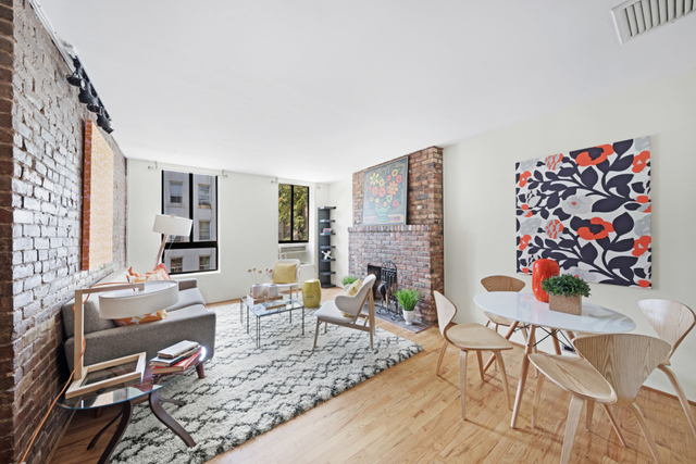 Charming East Village Duplex On The Best Tree Lined Block Wants