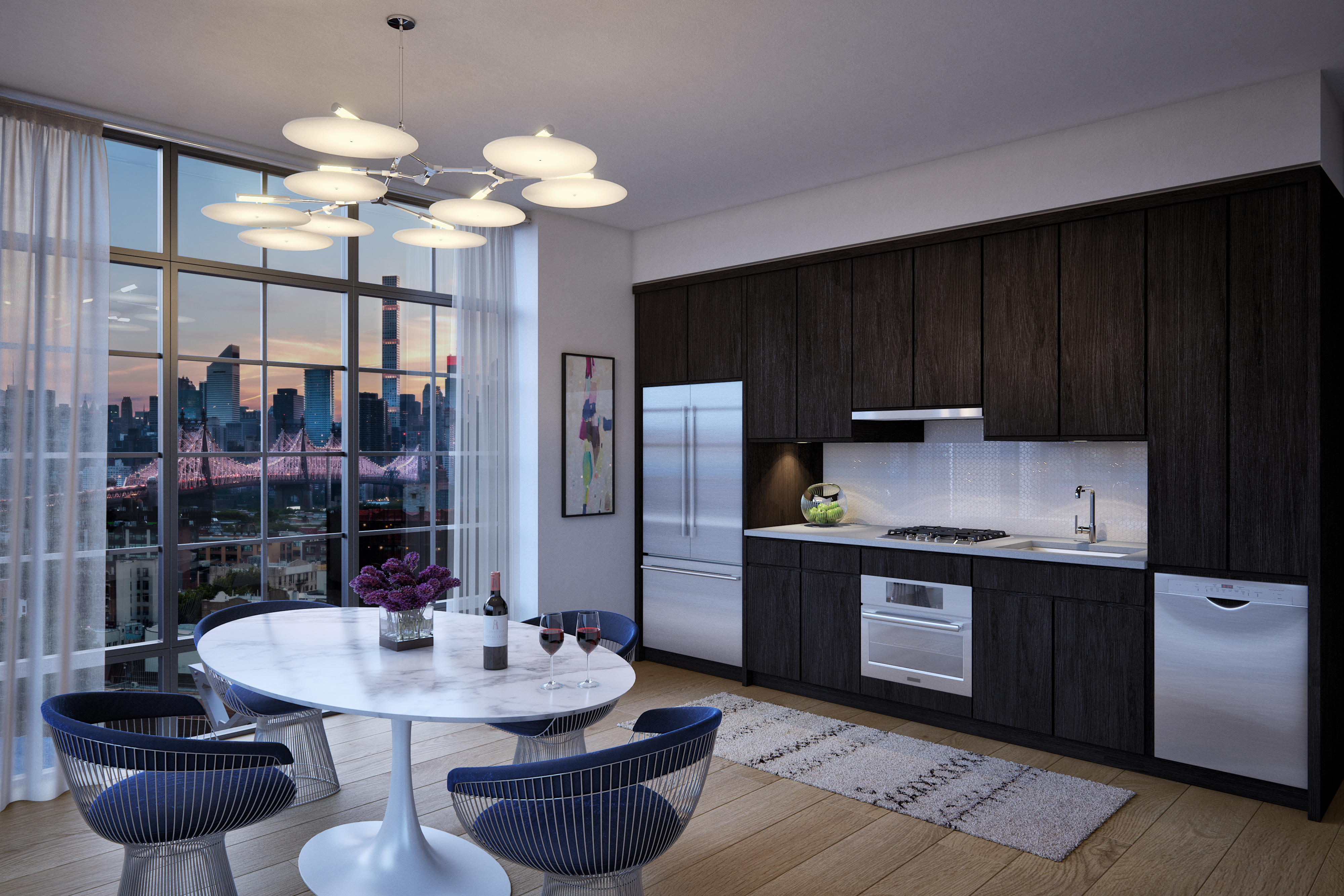 Long Island City s amenity packed Arc will rent from $1 800 month