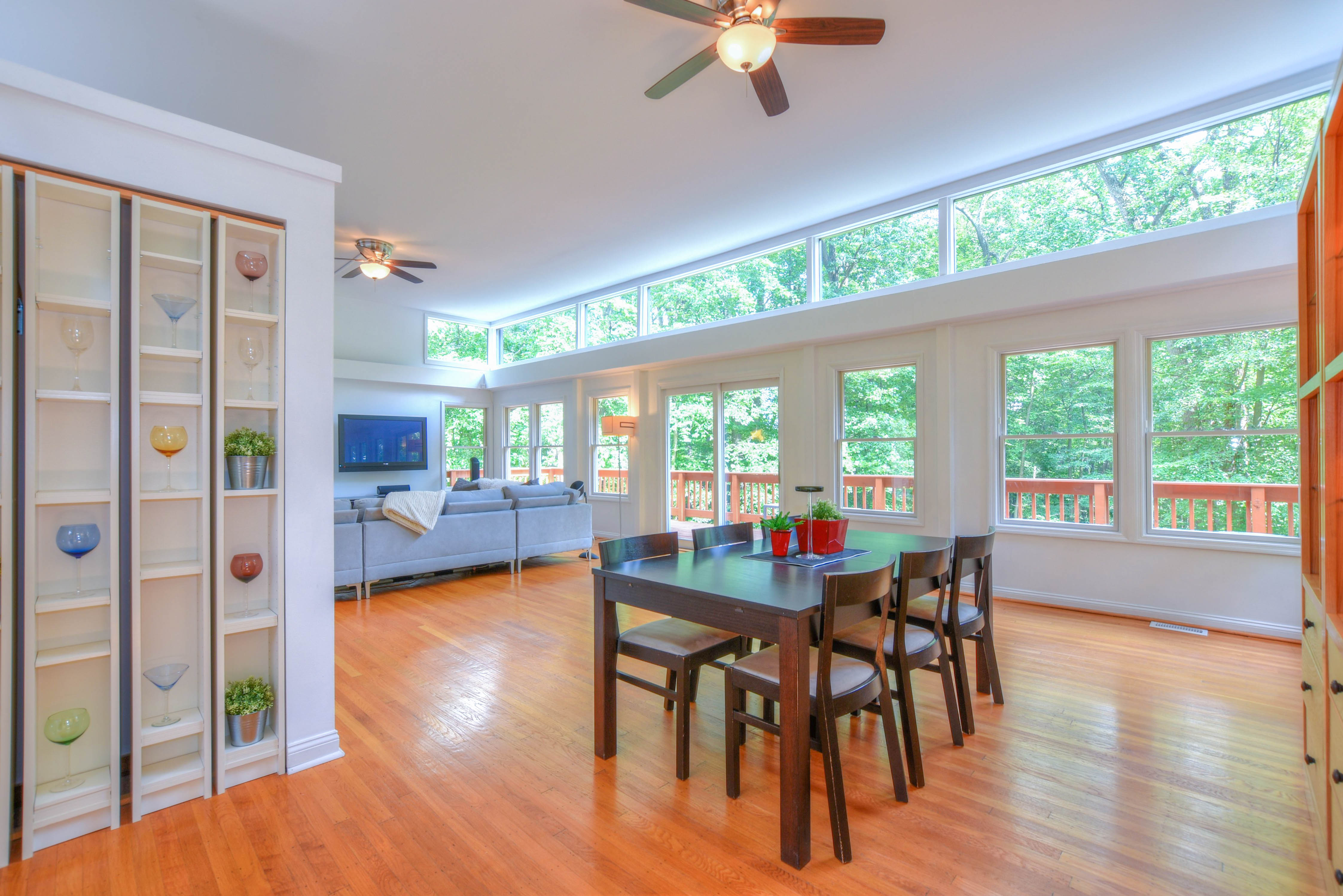 malvern midcentury modern on three acres asks 719k curbed philly