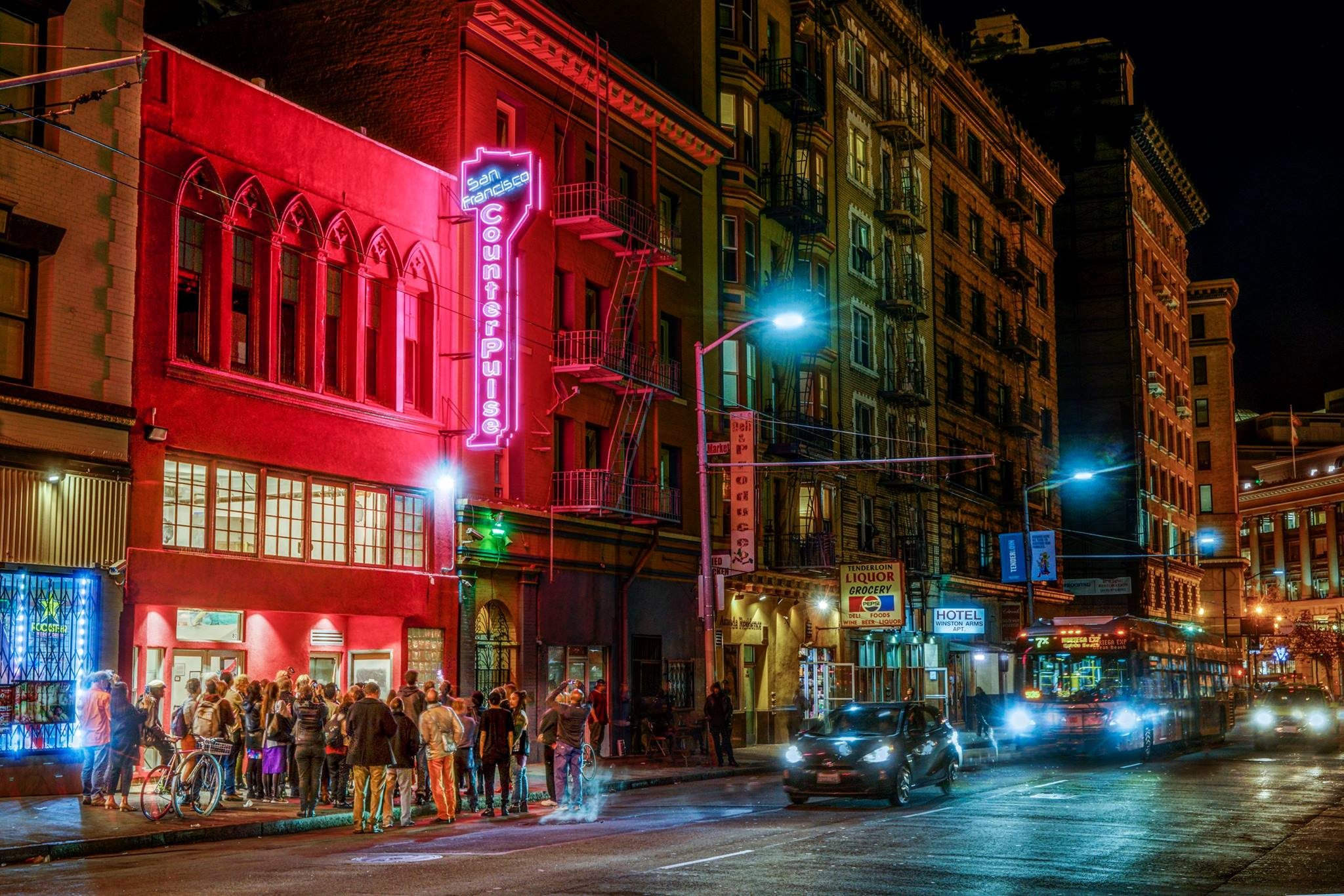 11 creative ways cities are making space for artists curbed for Buy art san francisco