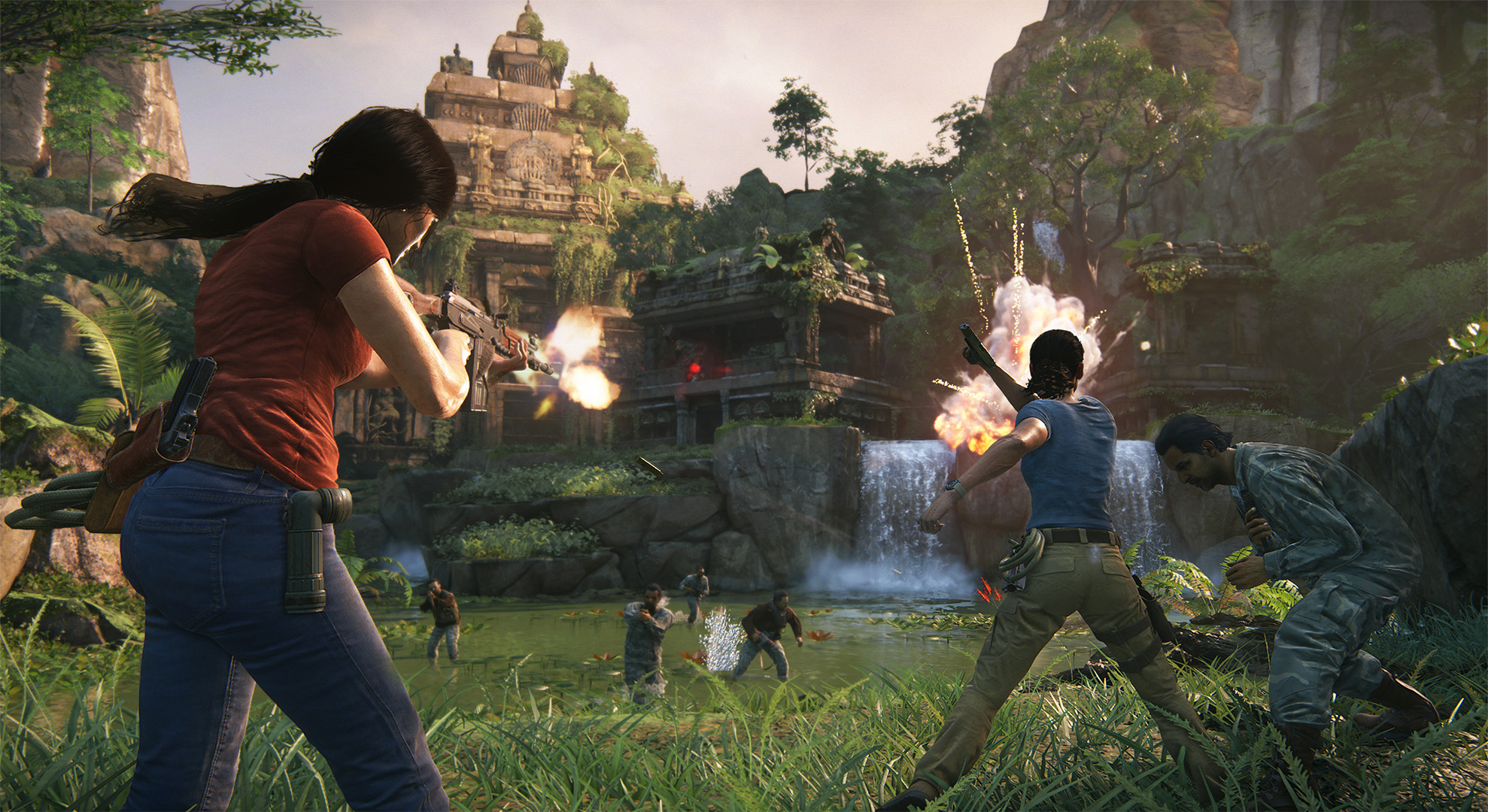 Uncharted: The Lost Legacy review - Polygon