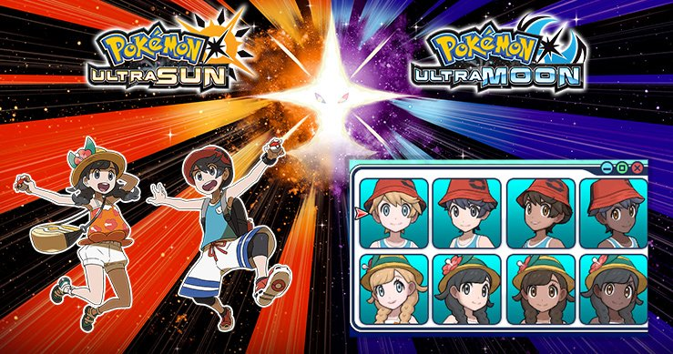 Pok\u00e9mon Ultra Sun and Ultra Moon\u2019s trailer shows off a