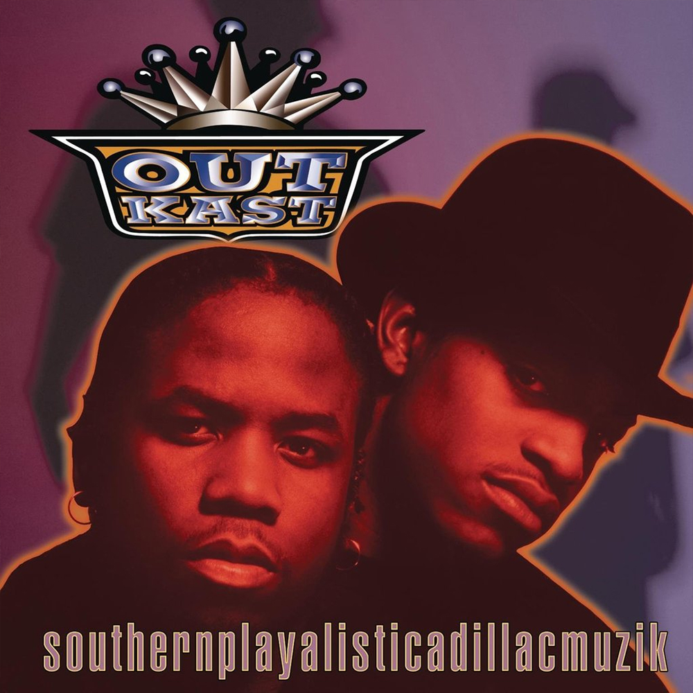 Way Before They Were Pop Stars Andre 3000 And Big Boi Made Their Debut With An Al That Helped Put Southern Rap On The Map In 1994