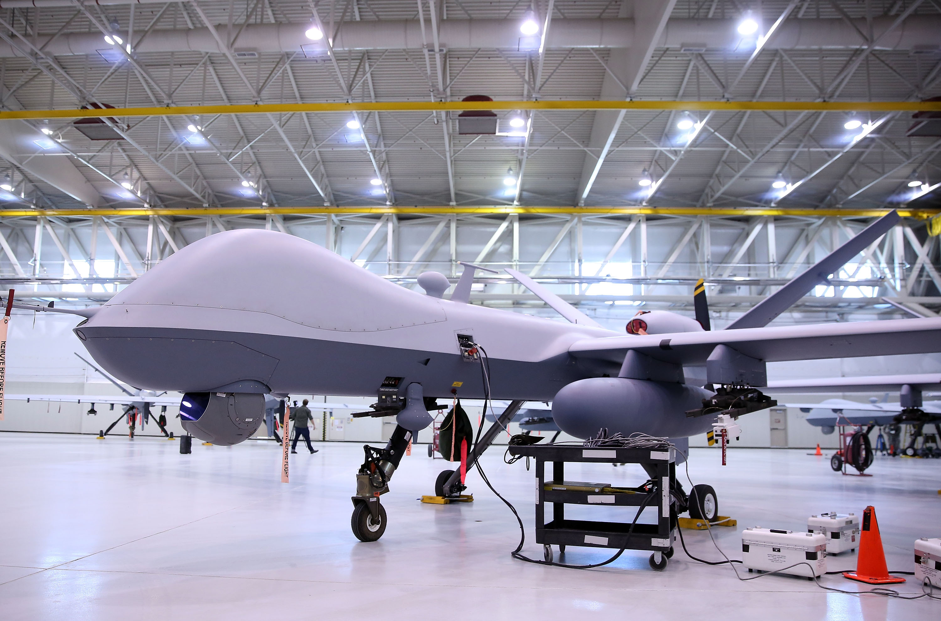 Air Force Works To Meet Increased Demand For Remotely Piloted Aircraft