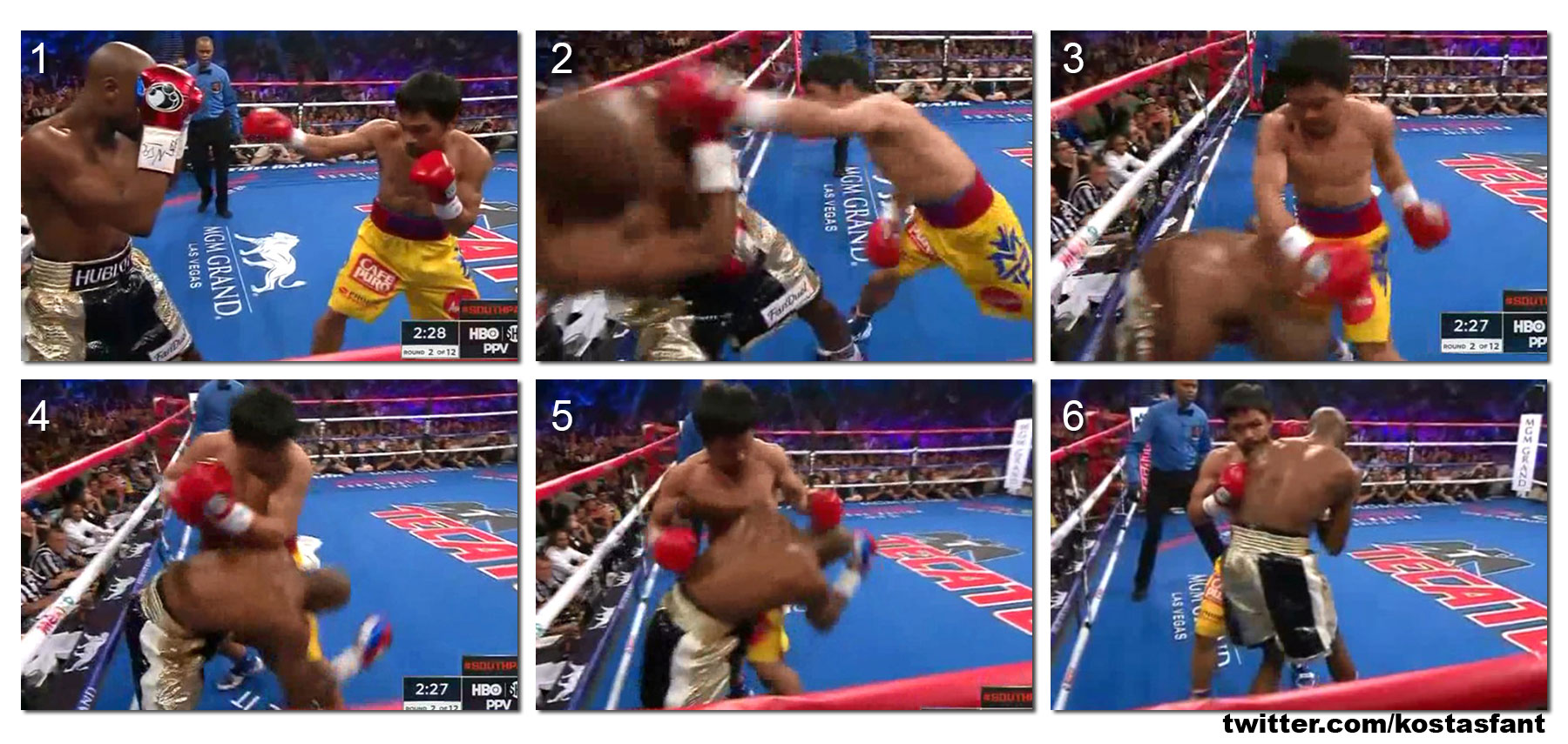 Floyd Mayweather Jr. vs. Manny Pacquiao