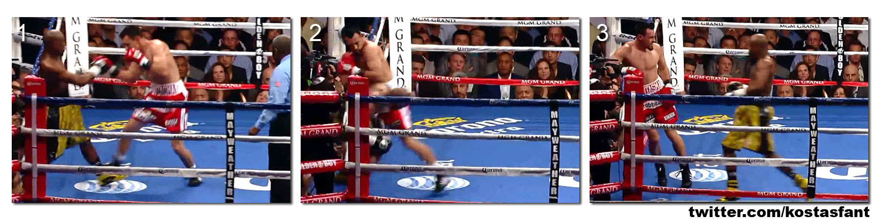Floyd Mayweather Jr. vs. Robert Guerrero