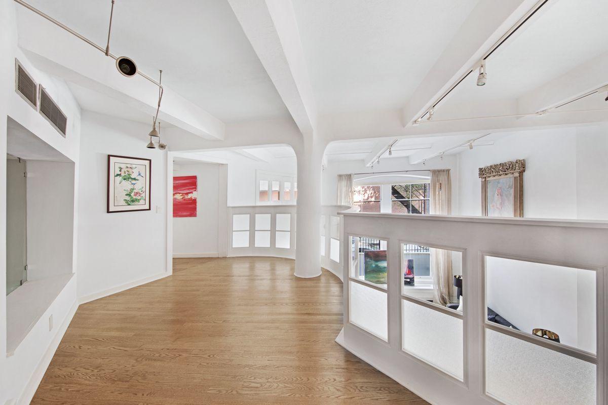 5 2m west village duplex comes with windowed catwalk for West village apartment for sale