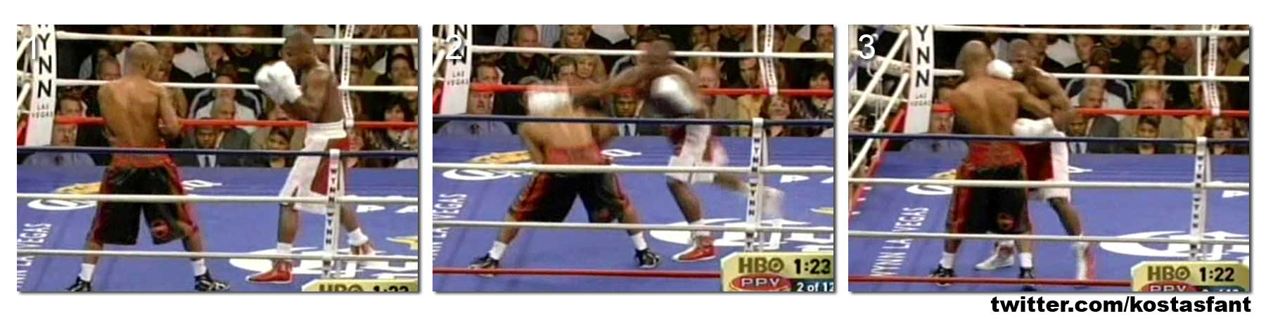 Floyd Mayweather Jr. vs. Zab Judah